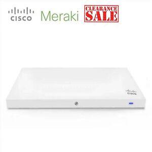 Brand New Cisco Meraki Cloud Managed Wireless WIFI Access Point - MR33HW No Lic.