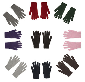 Mens & Ladies 100% Lambswool Gloves From Scotland