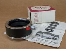 Leitz Leica 14158-1 & 14158-2 R Extension rings - boxed