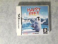 HAPPY FEET 1 * NINTENDO NDS DS DSi 2DS 3DS PAL ITA ITALIANO COMPLETO COME NUOVO