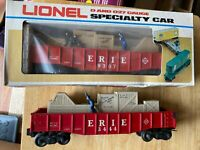 Lionel 3444 and 6-9307 Animated Gondolas