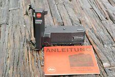 Leitz Leica Motor Winder R3 Drive mit Handgriff