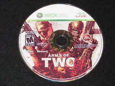 Army of Two: The 40th Day (Microsoft Xbox 360) Disc Only  - EXCELLENT!!!