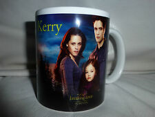 TWILIGHT Personalised Mug NEW MOON, ECLIPSE, OR BREAKING DAWN 1 AND 2