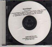 (CR635) NewVillager, NewVillager - DJ CD