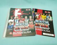 Topps Match Attax 2019/2020 Sammelmappe  Leer Album 19/20 Neu