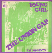 "UNION GAP – Young Girl (1968 VINYL SINGLE 7"" HOLLAND)"
