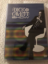 NEW!! - THE BEST OF THE DICK CAVETT SHOW COLLECTION ROCK ICONS DVD - DC001