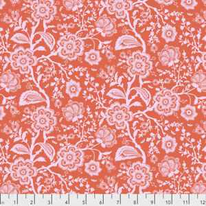 Tula Pink Delight in cotton candy quilting patch sewing supplies