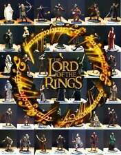 Eaglemoss Lord of the Rings Herr der Ringe #1-42 De Agostini New line Cinema