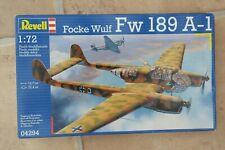REVELL 1:72 FOCKE WULF FW 189 A-1  04294