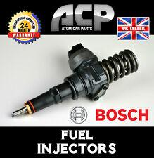 Bosch Fuel Injector for Volkswagen Bora, Golf, Passat, Polo, Sharan - 1.9 TDI.