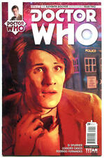 DOCTOR WHO #9 10 11 A, NM, 11th, Tardis, 2015, Titan, 1st, more in store, Sci-fi