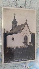 Kapellenweihe in Arnsdorf 1928 AK Postkarte 4537