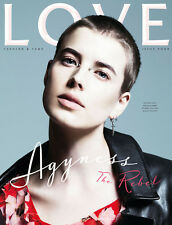 LOVE Magazine #4 AGYNESS DEYN Ginta Lapina LAETITIA CASTA Kate Moss @NEW / MINT@