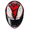 HJC RPHA 11 PRO MARVEL CARNAGE MOTORCYCLE HELMET X-LARGE  FREE DARK SHIELD