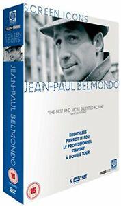 Jean Paul Belmondo Collection (Screen Icons) [DVD][Region 2]