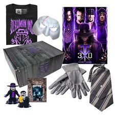 Wwe Undertaker 30 Years Collector's Box (Xl) - In Hand - Ready To Ship