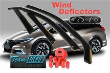HONDA CIVIC TOURER 5.doors 2014 -  Wind deflectors 4.pc  HEKO  17171
