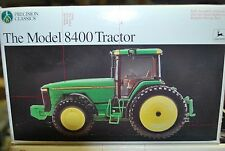 1/32 John Deere 8400 tractor, Ertl Precsion series, hard to find new in box