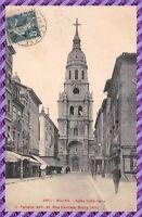 Carte postale - BOURG - Eglise notre dame