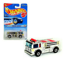 HOT WHEELS 1994 SILVER SERIES 01/04 FIRE EATER 13309 #322