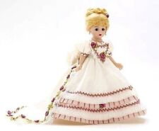 """NRFB ~ NEW!  Madame Alexander Doll 33560 French White Godey 10""""  LE  254 / 750"""