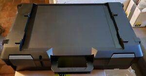 XL-Boxx Schwarz / Grau mit Trennwand NEU L-Boxx Sortimo Bosch Fischer