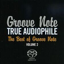 Vol. 2-True Audiophile-Best Of Groove Note - Groove Note (2009, SACD NEU) Sacd