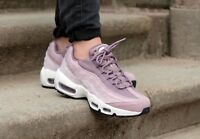 Nike Air Max 95 Premium Trainer Purple 807443-502 UK5.5/EU39/US8
