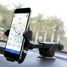Uber Aid 360° Car Holder Windshield Mount Bracket For iPhone Mobile Cell Phones