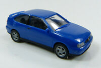 Seat Cordoba blau Herpa 1:87 H0 ohne OVP [AB3-B4]