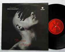 VON MAGNET Flamenco Mutants ORIG LP DANCETERIA - Electro Indus NEW-UNPLAYED
