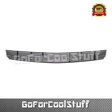 For Ford Mustang GT V8 2005-2009 2006 2007 2008 Black Bumper Billet Grill Insert