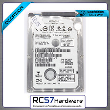 "HDD 2.5"" 320Go Hitachi Travelstar (5400Rpm - SATA 3Gb/s - HTS543232A7A384)"