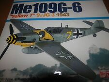 DRAGON WINGS ME 109G-6 YELLOW 7 9/JG 3 1943