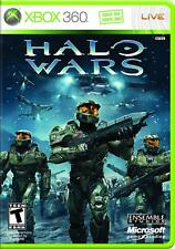 Halo Wars [Xbox 360] New and Factory Sealed!! (French)