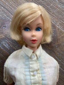 Vintage Mattel TNT Barbie Doll -HAIR FAIR BLONDE  - TLC Pretty Nice Body