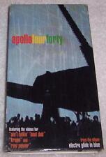 Apollo Four Forty VHS Video electro glide in blue apollofourforty 440