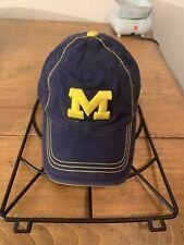 University Of Michigan Wolverines Adidas Hat Cap L/XL Large