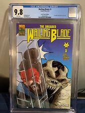 Wailing Blade #1  ComixTribe  Larry's Comics Incredible Hulk #340 CGC 9.8
