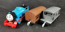Thomas with Cattle Truck Trackmaster Thomas And Friends Motorised Train