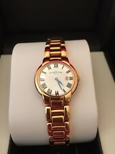 Brand new Ladies Raymond Weil Rose Gold Jasmine Watch5229P501659 $1595
