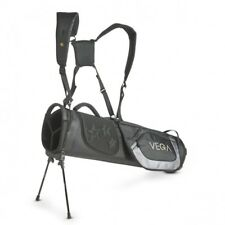 NEW GENUINE VEGA MINI STAND BAG - 3 WAY TOP, WEIGHT 1.6KG, 3 ZIP POCKETS