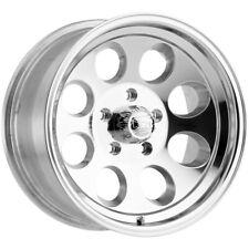 """Ion 171 16x8 5x4.5"""" -5mm Polished Wheel Rim 16"""" Inch"""