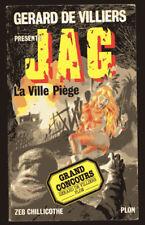 ZEB CHILLICOTHE: JAG N°7. ED PLON. 1986.