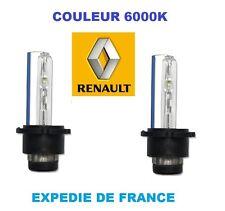 2 AMPOULE XENON D2S RENAULT ESPACE III 1997->2003 35W  6000K NEUF