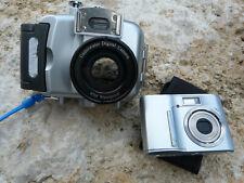 Unterwasserkamera digital 9.0 Mega Pixel, 3fach optischer Zoom