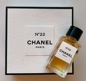 Chanel NO 22 Les Exclusifs EDT 4 ml 0.12 floz miniature VIP GIFT BNIB