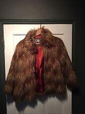 River Island Faux Fur Outdoor Coats & Jackets for Women